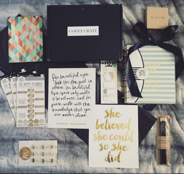 Covet Crate January